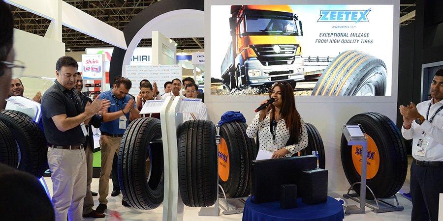 ZEETEX eleva la calidad de Automechanika Dubai