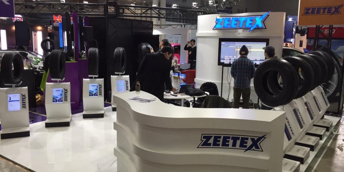 Zeetex Continua su Expedicion