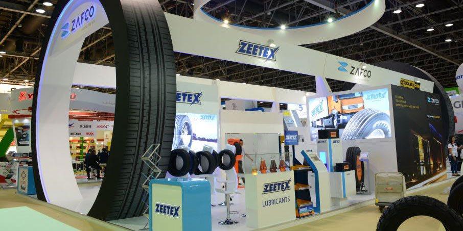 Zeetex acapara todas las miradas en Automechanika dubai
