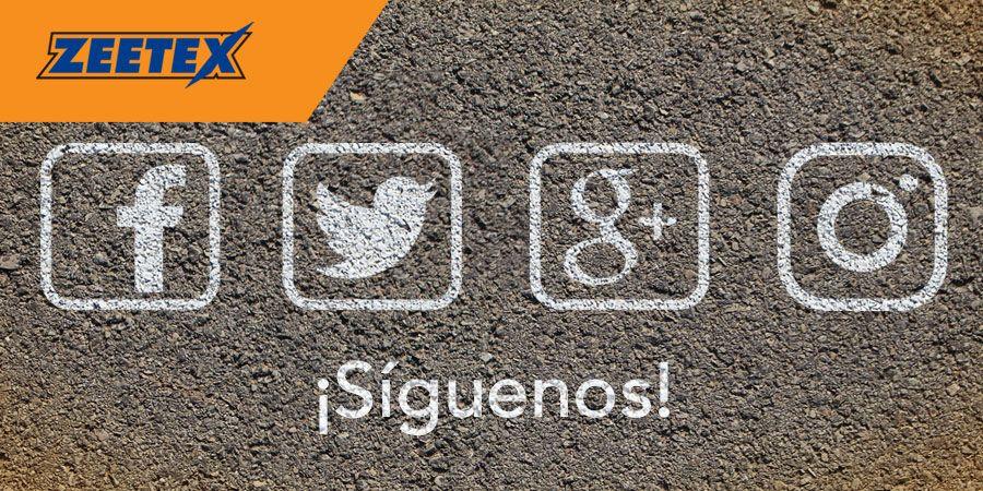 Zeetex España llega a Facebook, Instagram, Twitter y G+