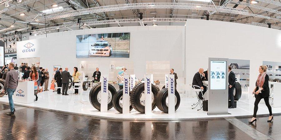 ZEETEX destaca en el Reifen Show Essen 2016