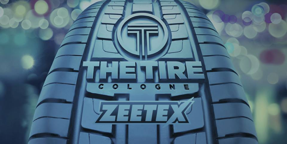 Visita a Zeetex en The Tire Cologne, la feria del neumático