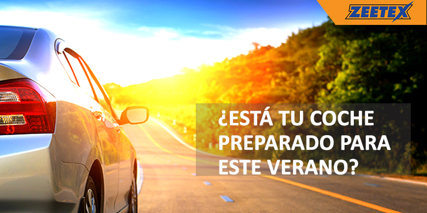 ¿Tienes el coche a punto para tus vacaciones de verano?