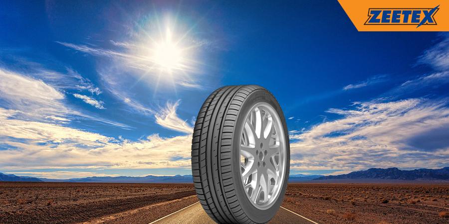 Cómo afecta el calor a tus neumáticos