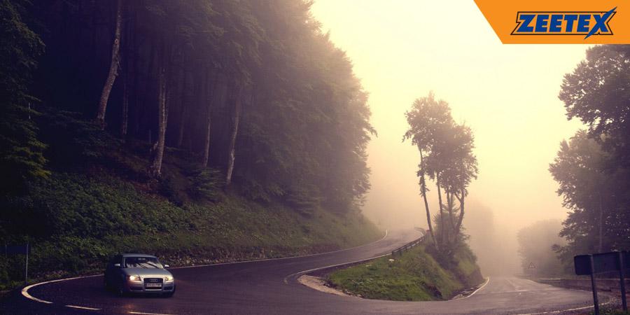 Cómo conducir cuando hay niebla