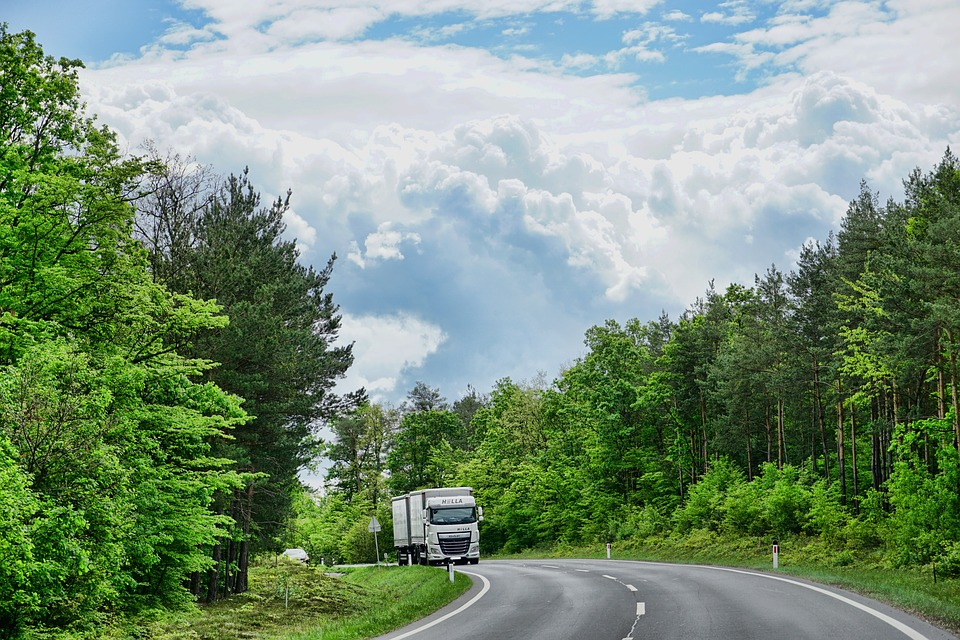 conductores profesionales neumáticos camion