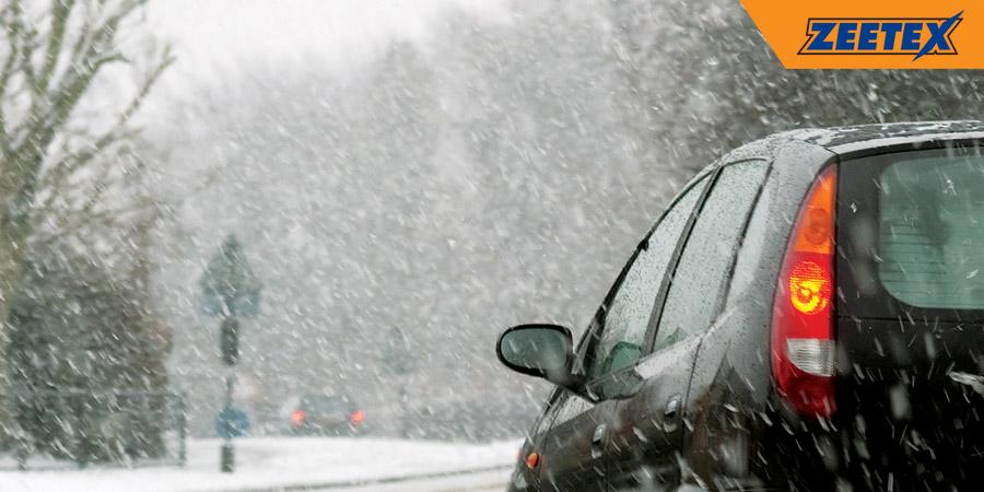 4 consejos para conducir con nieve