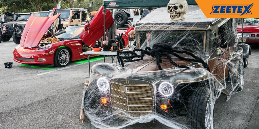 Planes en coche para disfrutar del puente de Halloween