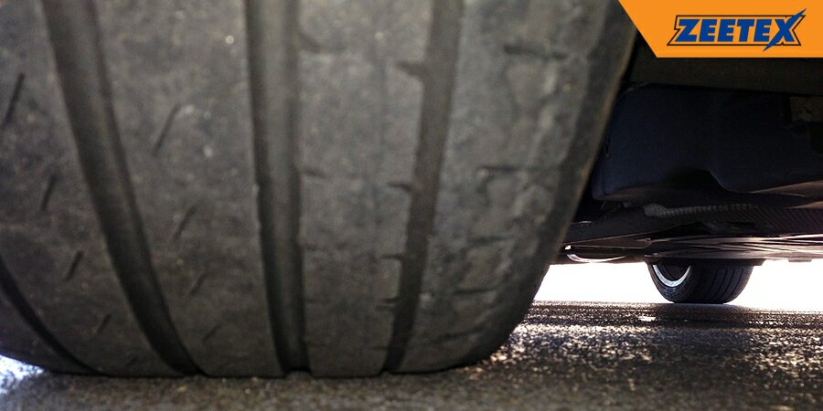 Por qué se produce el desgaste irregular de las ruedas