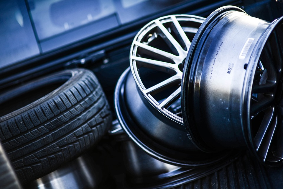 neumáticos repararación clavo