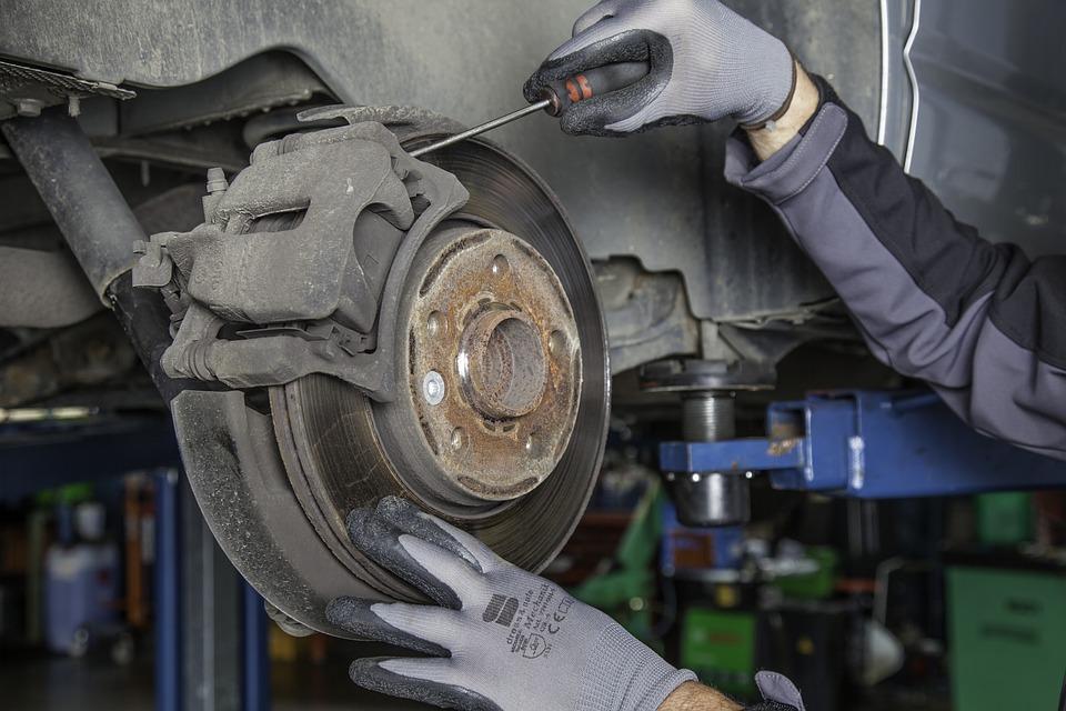reparar rueda neumatico