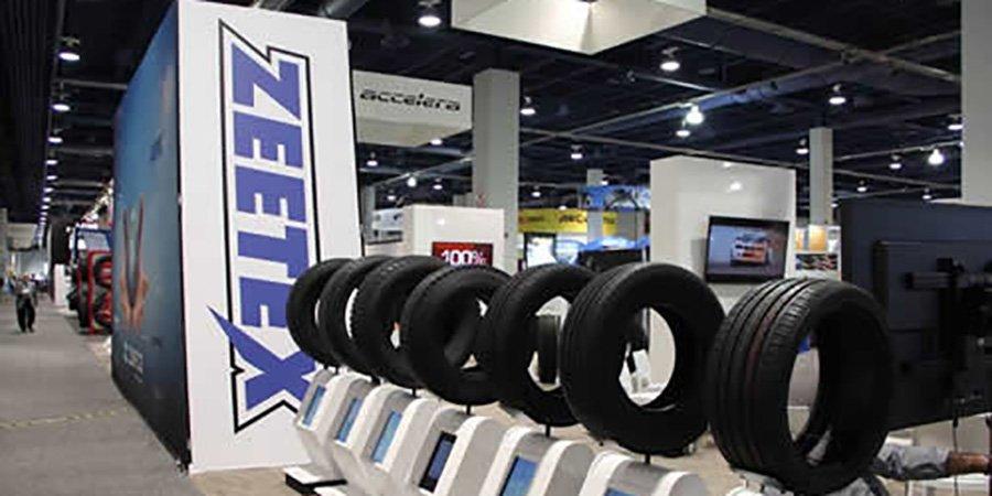 ZEETEX Lanza Nuevos modelos en el Sema 2015