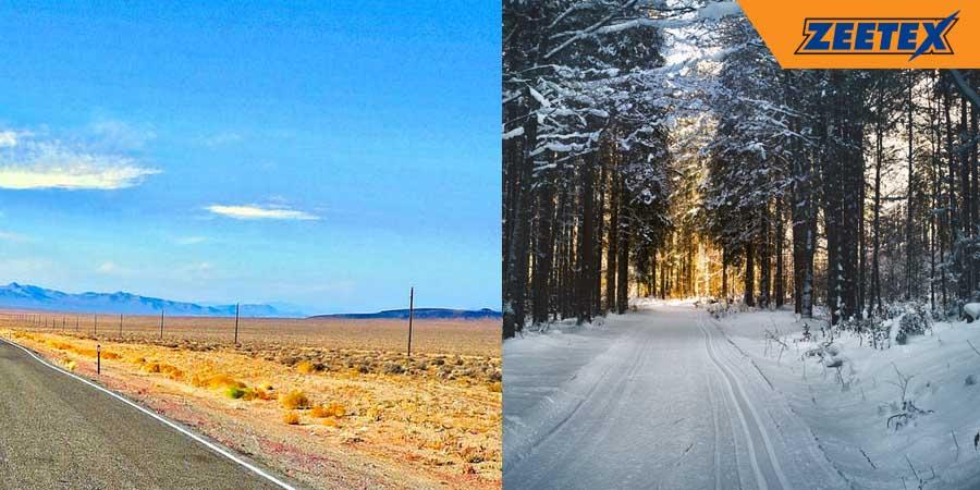 Cómo saber si un neumático es de invierno o de verano